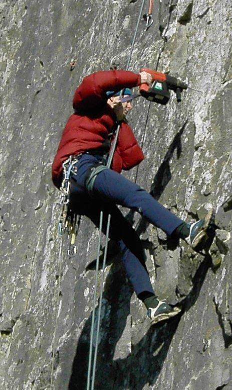 Bolting on Yorkshire Limestone, 95 kb