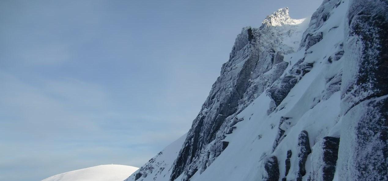 Pygmy Ridge, Northern Corries, Cairngorms, 111 kb