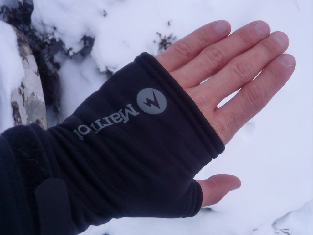 Marmot Wrist Gaiter, 81 kb