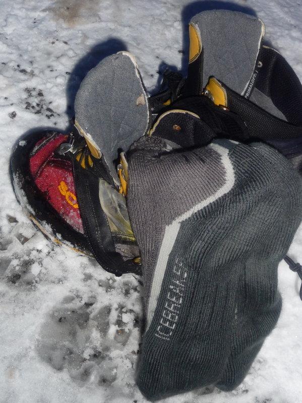 Icebreaker Mountaineer Socks, 120 kb