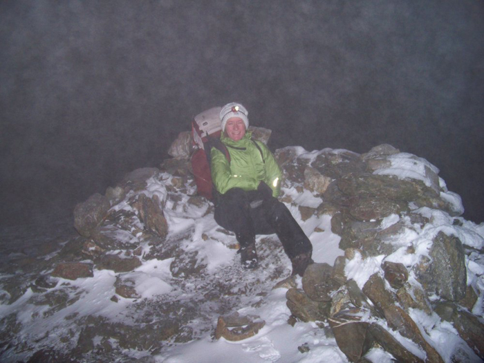 The Bob Graham Round: Sarah on Robinson, 237 kb