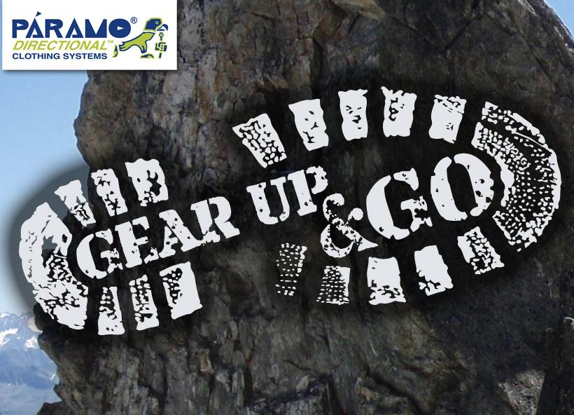 Gear up & go!  Great savings from Páramo #1, 225 kb