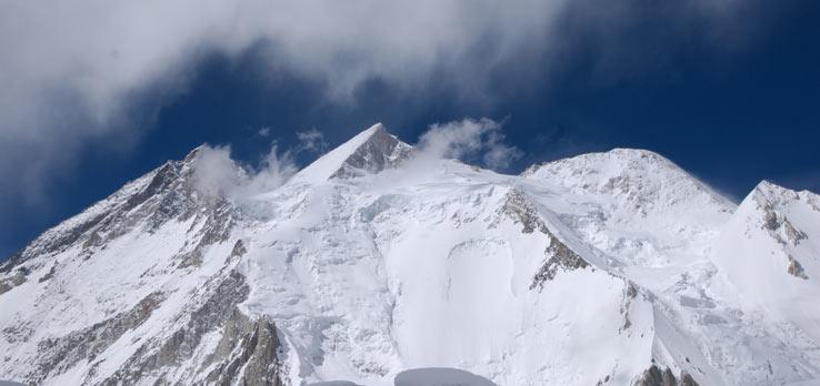 Gasherbrum II, 43 kb