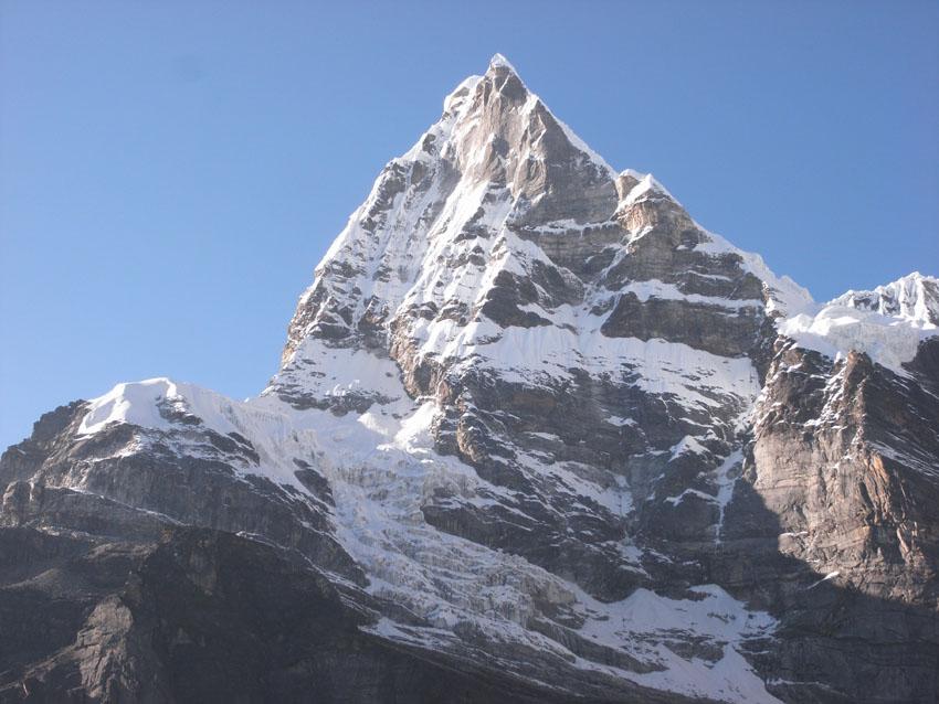 Kyashar aka Peak 43, 120 kb