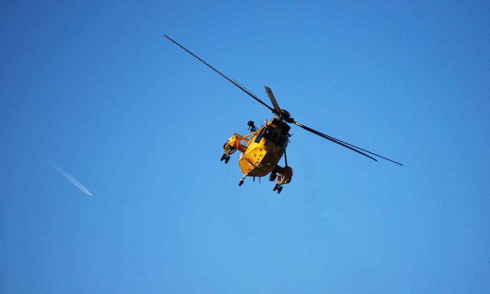 Mountain Rescue Chopper, 60 kb