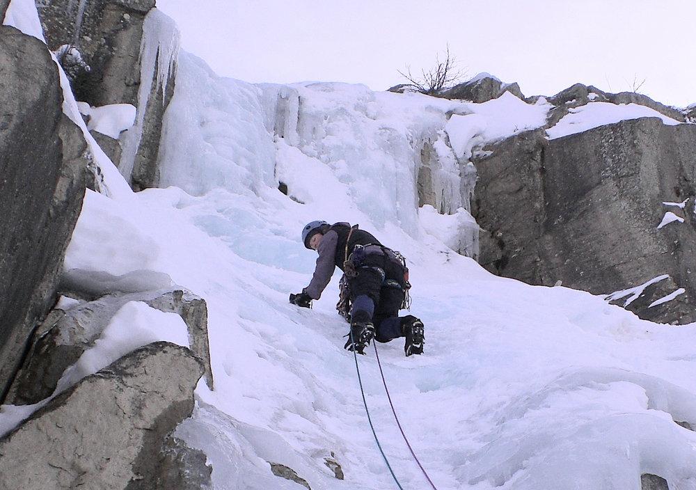 On thick Italian ice, 154 kb