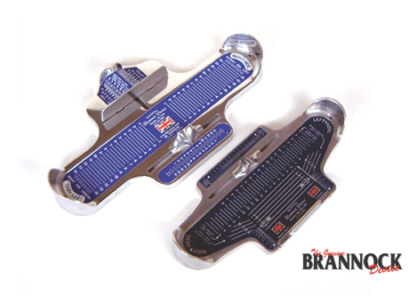 Branock foot measuring device, 84 kb