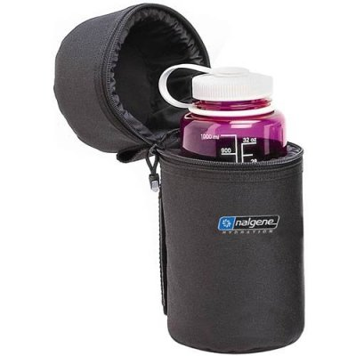 Nalgene water bottle with winter jacket, 17 kb