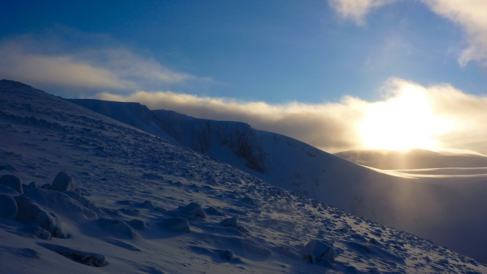 Coire Lochain, Cairngorms, 107 kb