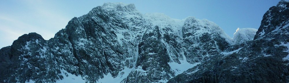 The Orion Face, Ben Nevis, 99 kb