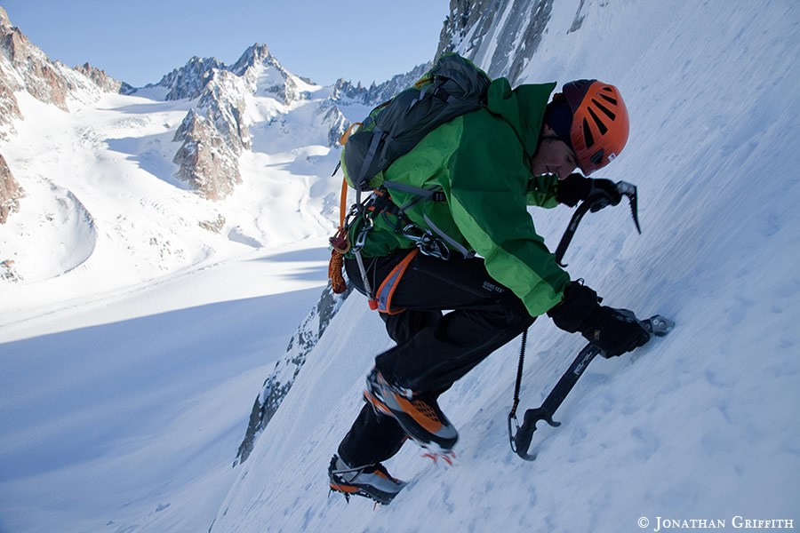Ueli Steck on le Ginat, 130 kb