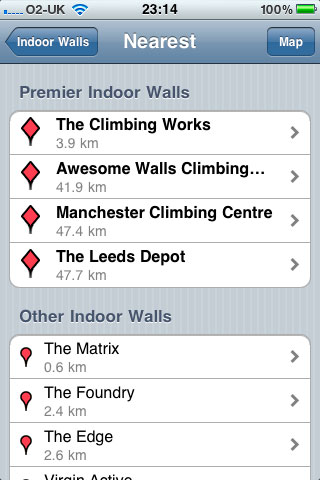 UKC Finder App - iPhone shot 2, 34 kb