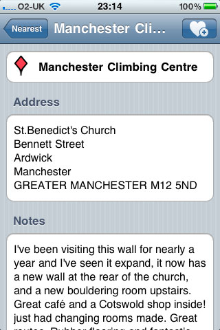 UKC Finder App - iPhone shot 3, 42 kb