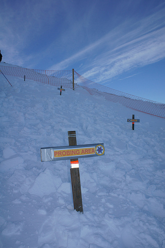 Avalanche Transceiver Training Area - Glencoe, 87 kb