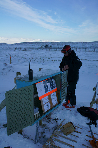 Avalanche Transceiver Training Area - Glencoe, 116 kb
