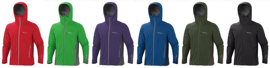 Marmot ROM Jacket Men's Colours, 48 kb