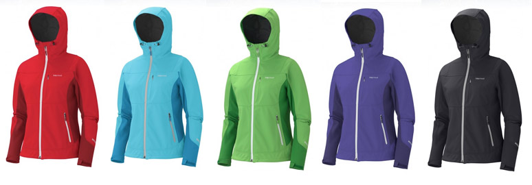 Marmot ROM Jacket - Women's colours, 41 kb