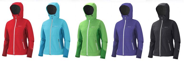 Marmot ROM Jacket - Women's colours, 41 kb