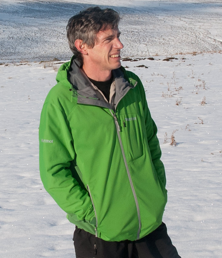 Marmot ROM Jacket, 157 kb