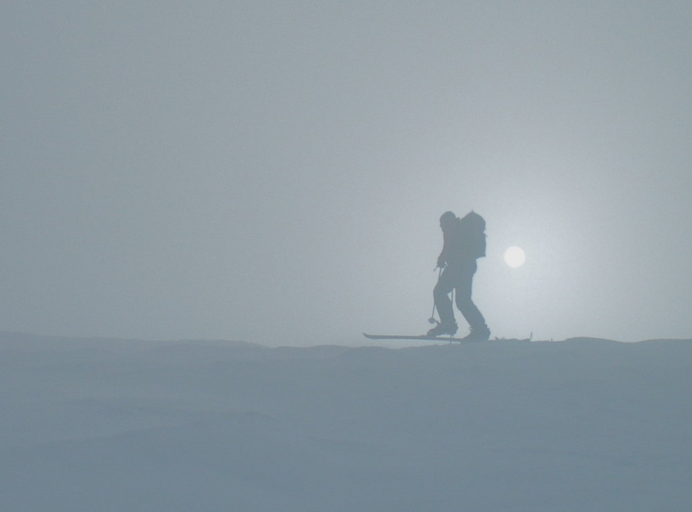 The wee grey man - A morning jaunt up Ben Wyvis, 48 kb