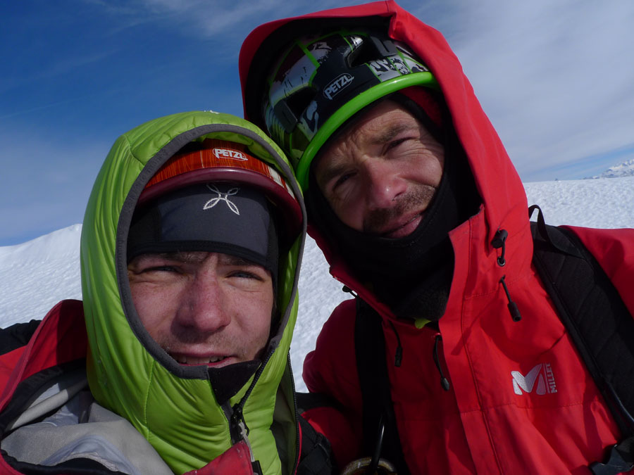 Summit of the Jorasses, 111 kb