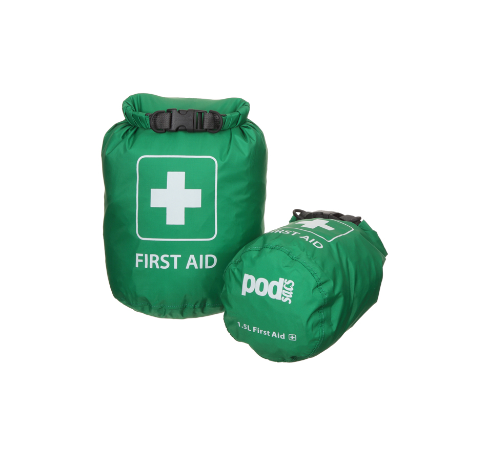 First Aid Drybag, 166 kb