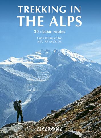 Trekking in the Alps, 51 kb