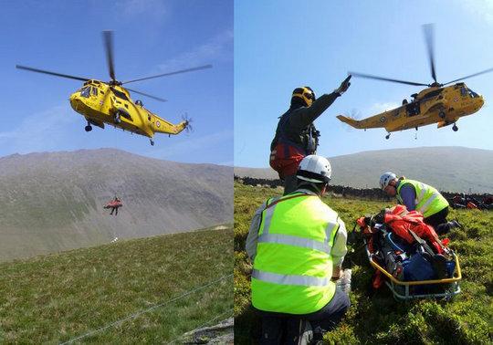 Mountain Rescue Montage, 71 kb