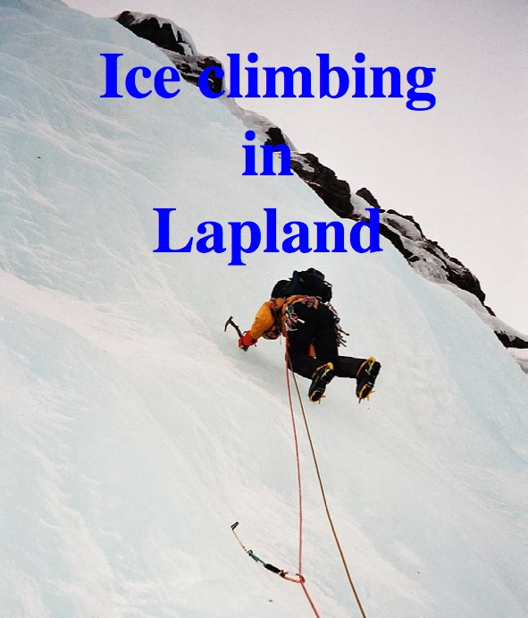 Ice Climbing in Lapland, 107 kb