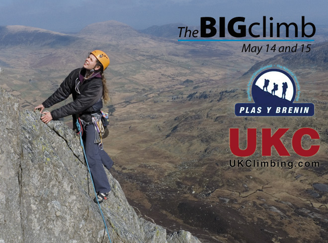 UKC and PyB TheBIGClimb, 131 kb