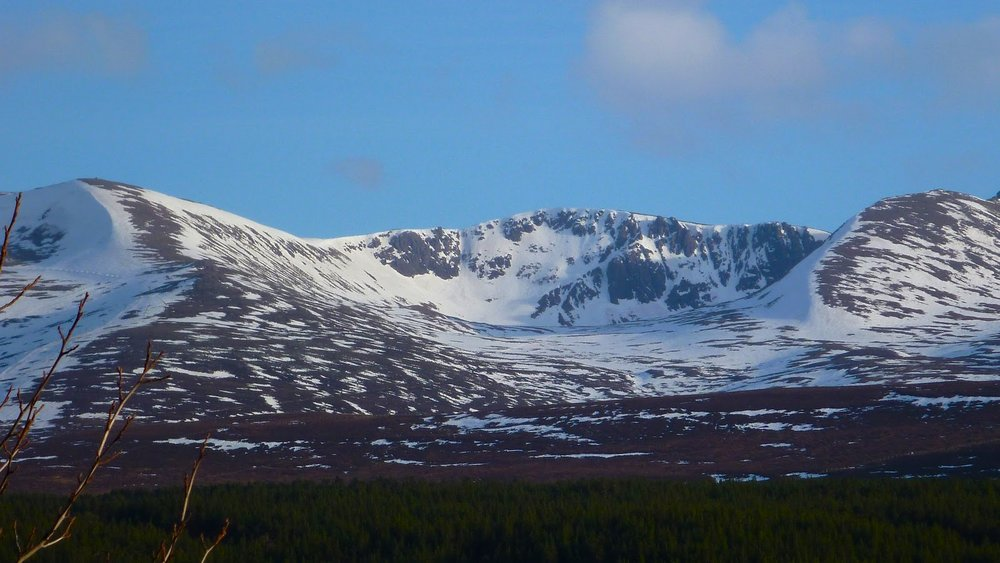 Sneachda, Cairngorms Northern Corries, 101 kb