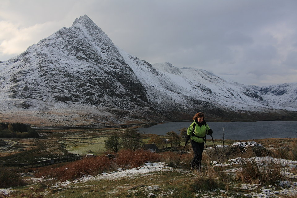 Below Mount Ogwen, 158 kb