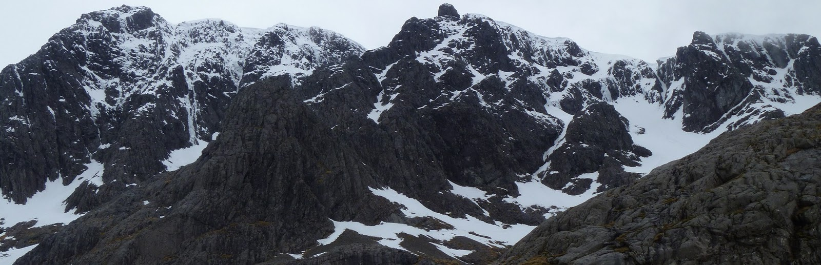 North Face of Ben Nevis, 226 kb