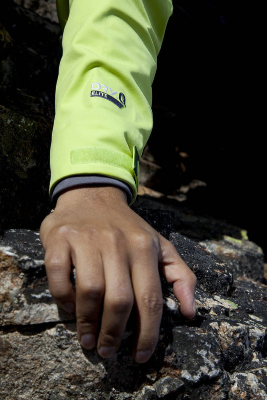 Dry Q is much more breathable than other fabrics according to Mountain Hardwear, 104 kb