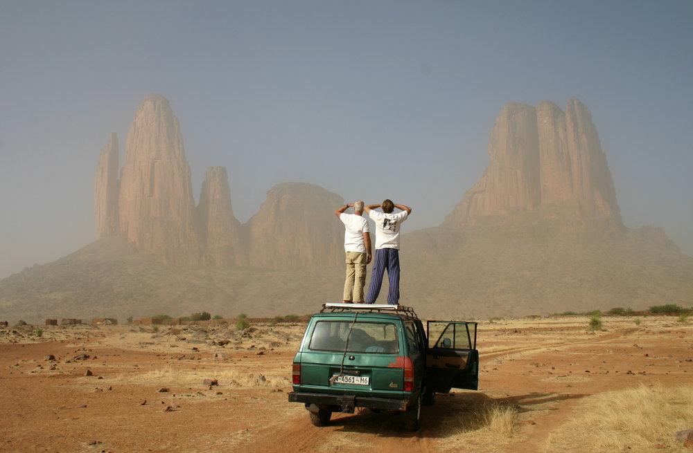 Mali in the Sahara desert in Africa. , 85 kb