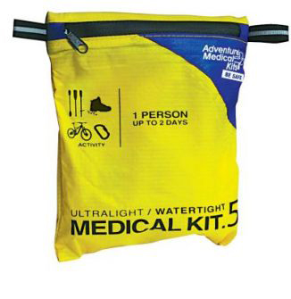 AMK Ultralight/Watertight .5 Medical Kit , 48 kb