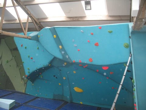 The Climbing Hangar, 31 kb