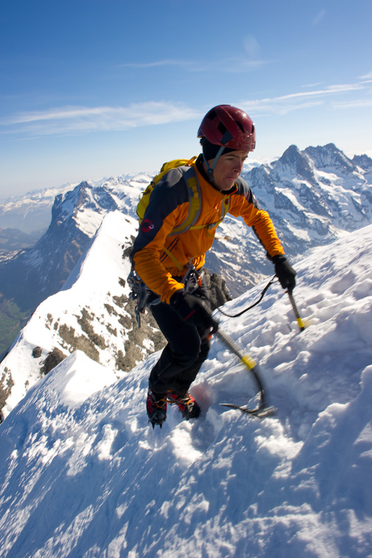 Dani Arnold - Eiger Speed Solo 2011, 167 kb
