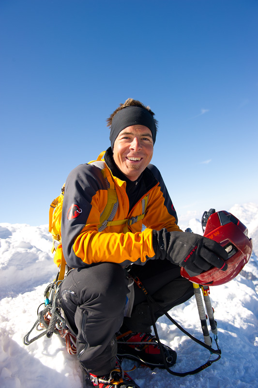Dani Arnold - Eiger Speed Solo 2011, 130 kb