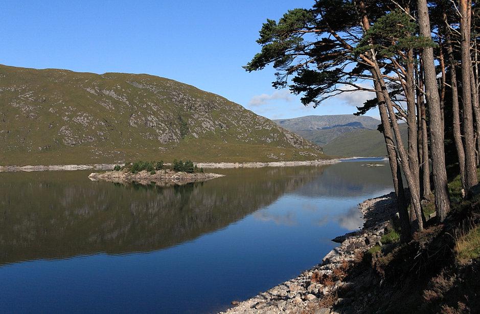 Loch Monar, 166 kb
