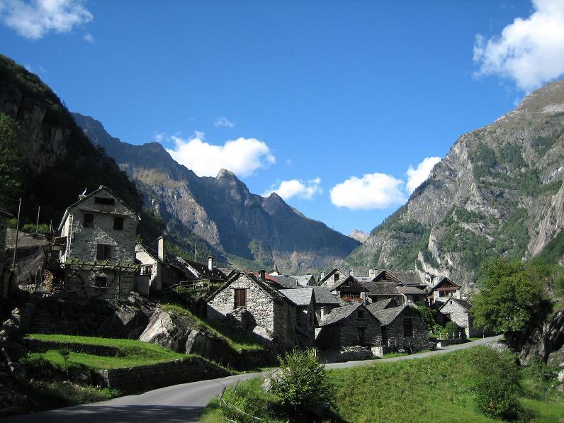 Sonlerto, Val Bavona, Ticino, Switzerland, 85 kb