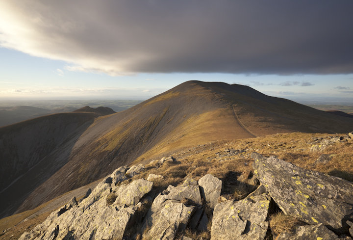 Grey Crags and Skiddaw, October 2010, 112 kb
