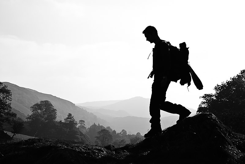 Hillwalking photography, 109 kb