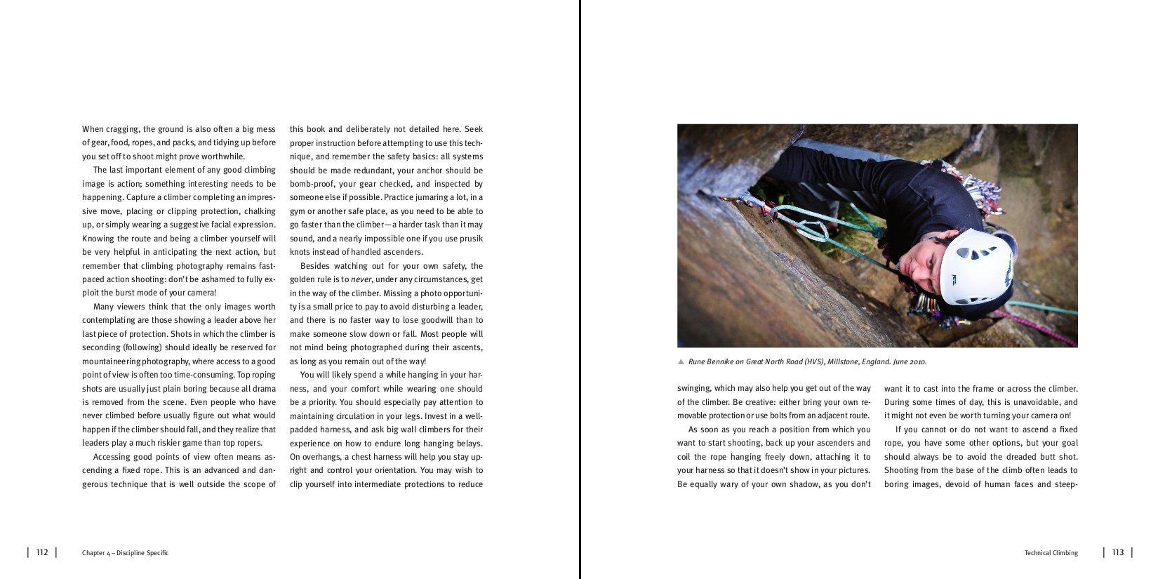 Sample pages of Remote Exposure, 207 kb
