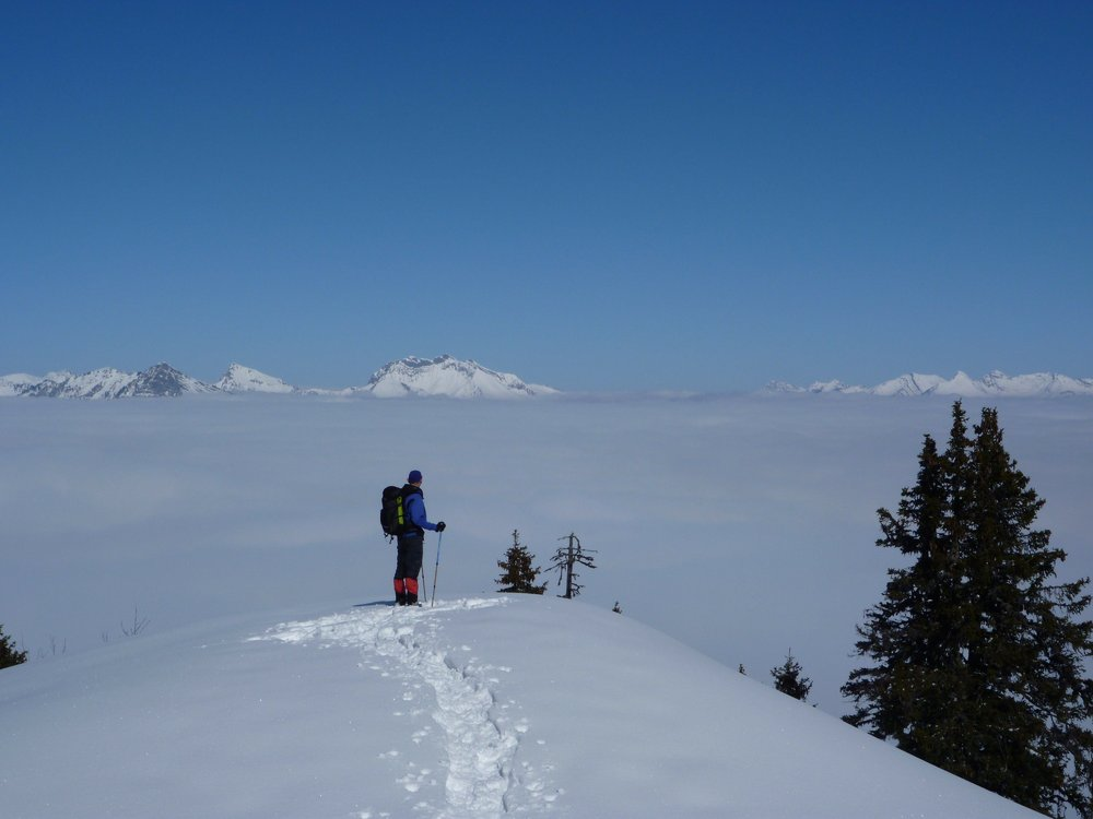 amazing inversion in Chamonix Valley, 59 kb
