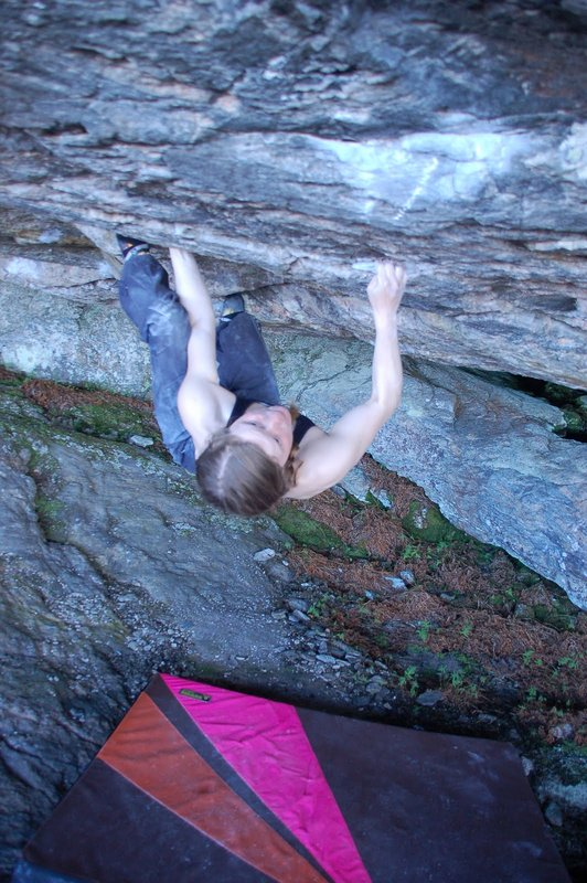 Therese Johansen on Propaganda, 8B, Vingsand, 110 kb