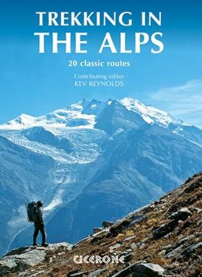 Trekking in the Alps, 81 kb