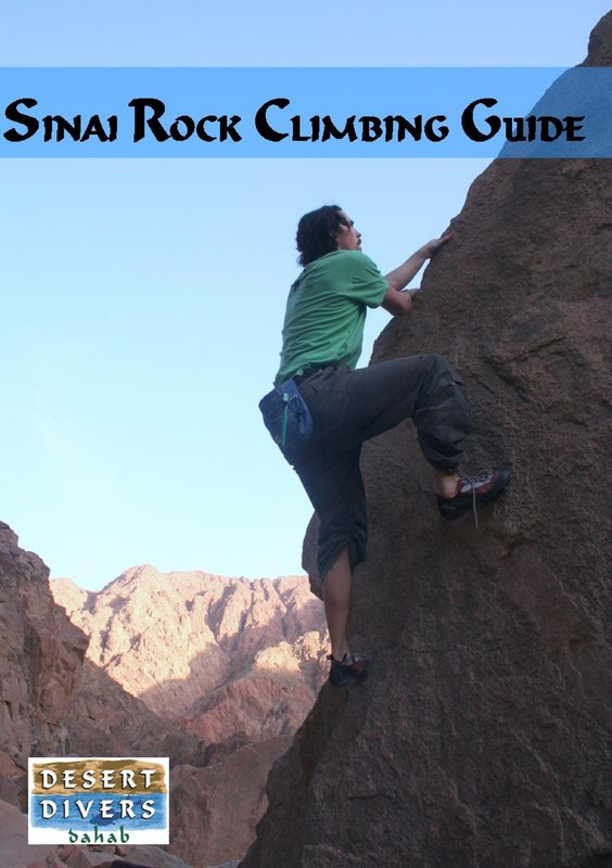 Sinai Rock Climbing Guide, 71 kb