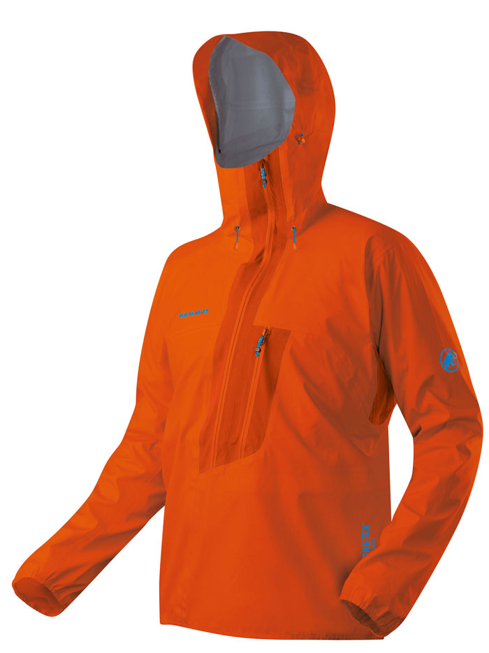 Mammut GORE-TEX(R) Active Shell Felsturm Half Zip Jacket, 61 kb