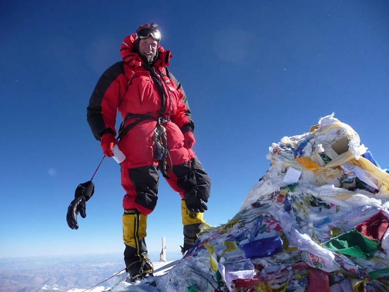 Everest Summit Day - Detailed Account - UKC Articles